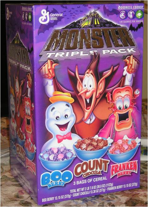 42. Cereal Sponsorship – A Brutal History of Struggle