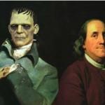 Franklin and Frankenstein, July 27, 1782