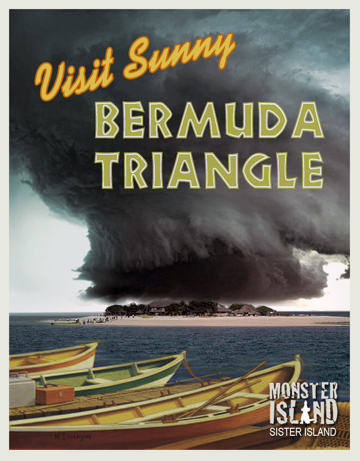 Bermuda Triangle Monster