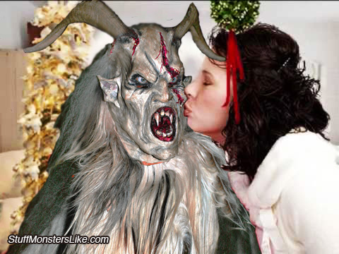 Mom and Krampus