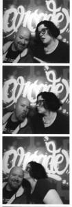 Matt and Lauren of Studio ZaPow!