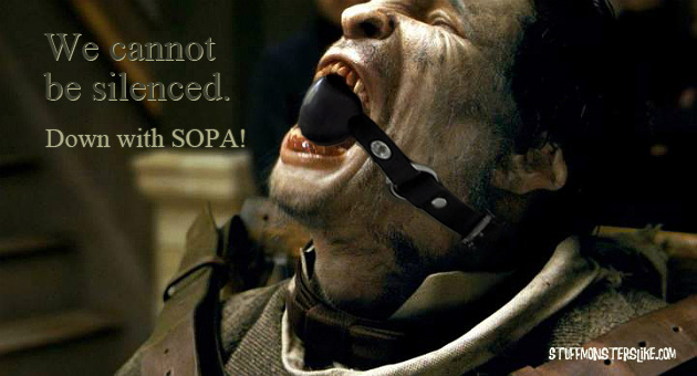 Down with SOPA