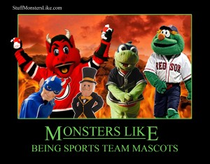 Sports Mascots
