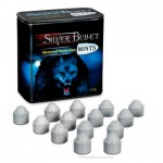 12. Silver Bullet Mints - Freshen your breath and ward off lycanthropes.