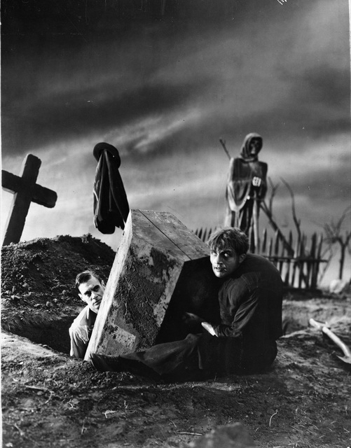 Frankenstein-1931-Colin-Clive-and-Dwight-Frye