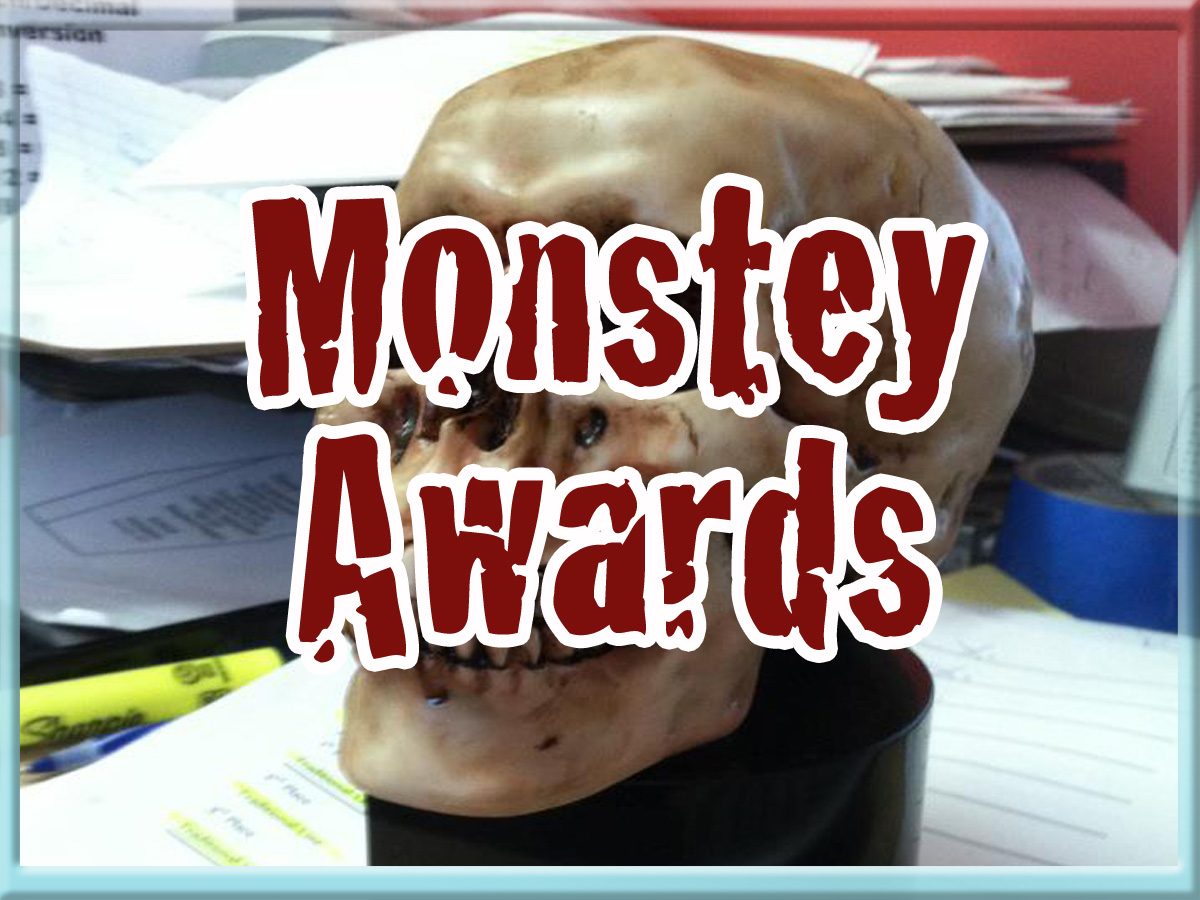 Annual Monstey Awards
