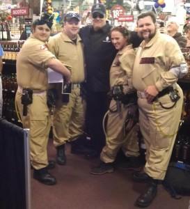 Carolina Ghostbusters with Dan Ackroyd