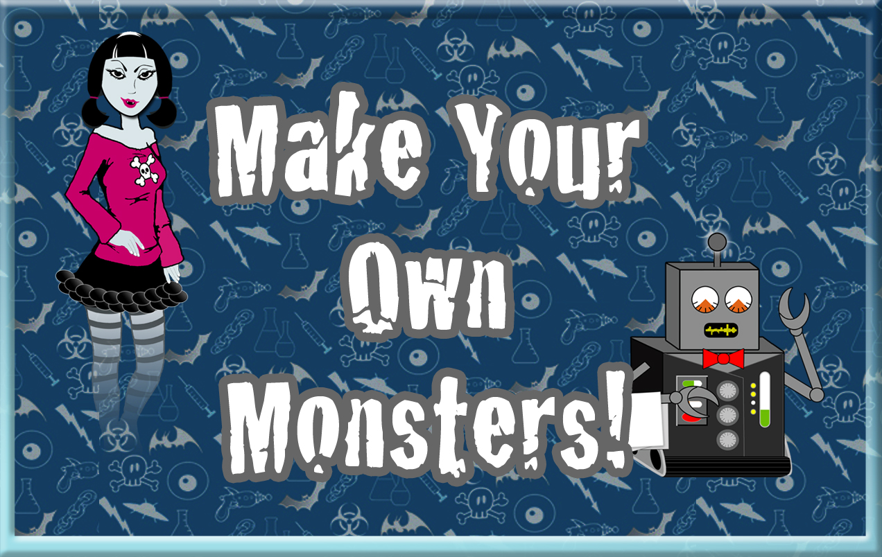 Make Your Own Monsters