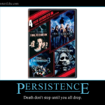 374. Monsters Like Persistence
