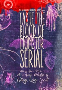 Monster Serial Cover