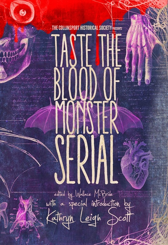 Taste the Blood of Monster Serial
