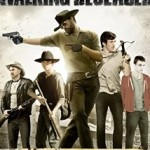 DVD cover, The Walking Deceased