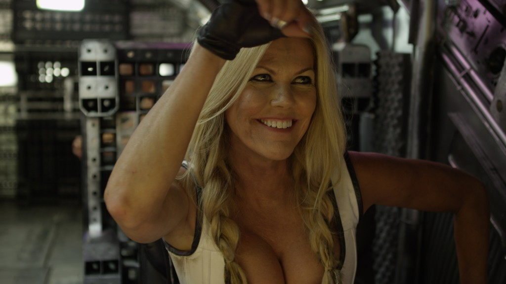 Tracey Birdsall Robot Fighter