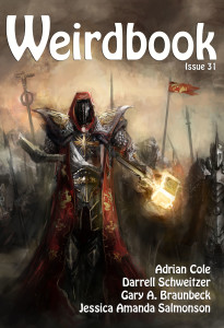 Weirdbook issue 31