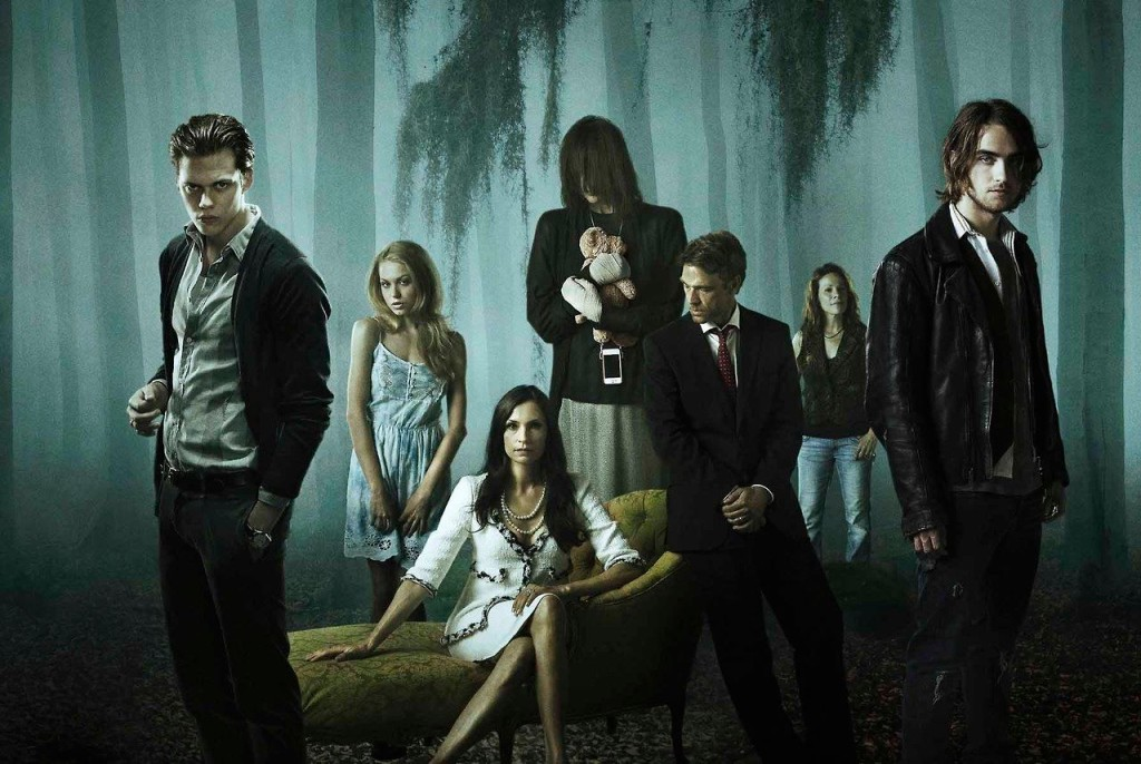 Hemlock Grove complicated family relationships
