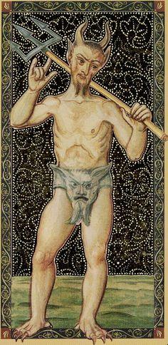 medieval-devil
