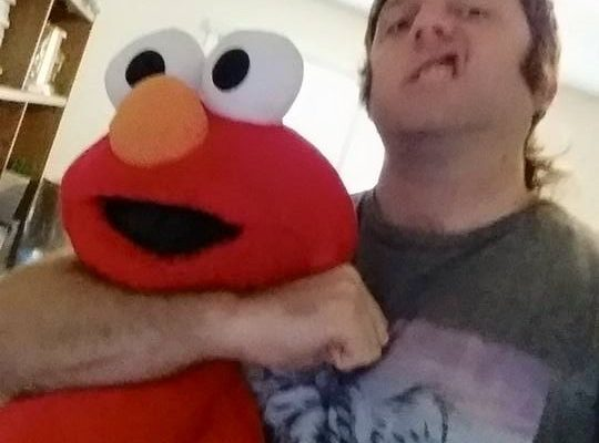 Happy Hug A Monster Day 2016—Send us Your Selfies!