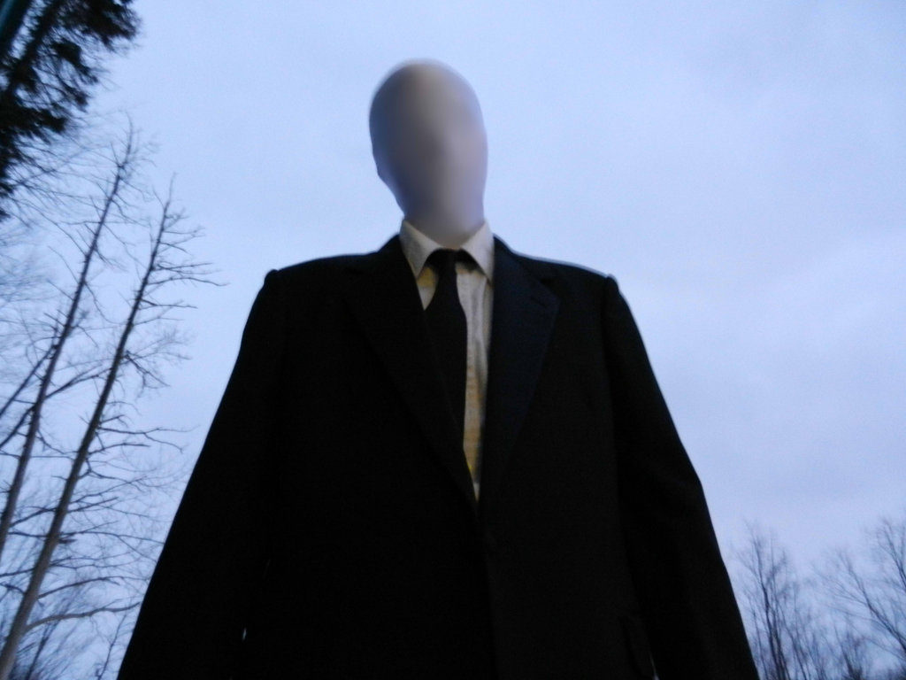 Slenderman likes Like Taking a Few Extra Minutes Every Morning to Dress Their Best for Success