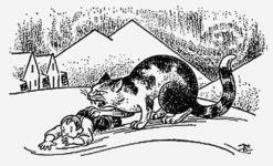 Icelandic Yule Cat