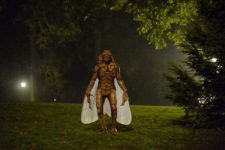 Monsters like making every moment count, like this cicada wesen from Grimm