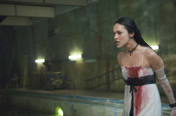 """Don't Be Jelly: An SML Review of """"Jennifer's Body"""""""