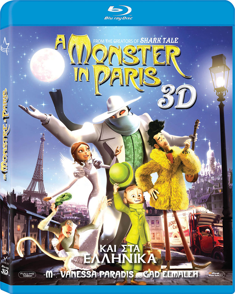 507. Monsters Like Seeing the Eiffel Tower Just Once before They Die