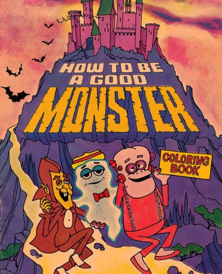 532. Monsters Like Self-Help