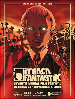 7th Ithaca Fantastik Announces First Wave of Features