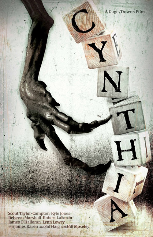 Cynthia horror film poster